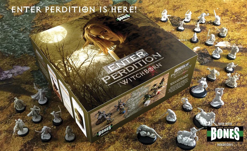 Enter Perdition is here!